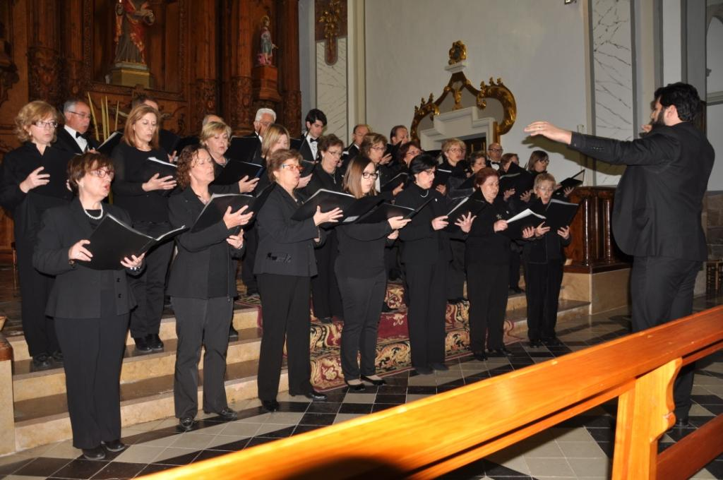 Concierto de Pasión en Vilanova d'Alcolea