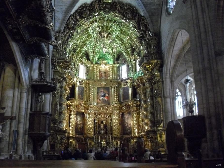 Solemne Missa en la basílica Arxiprestal de Morella. Dijous 23 d'Agost de 2018.
